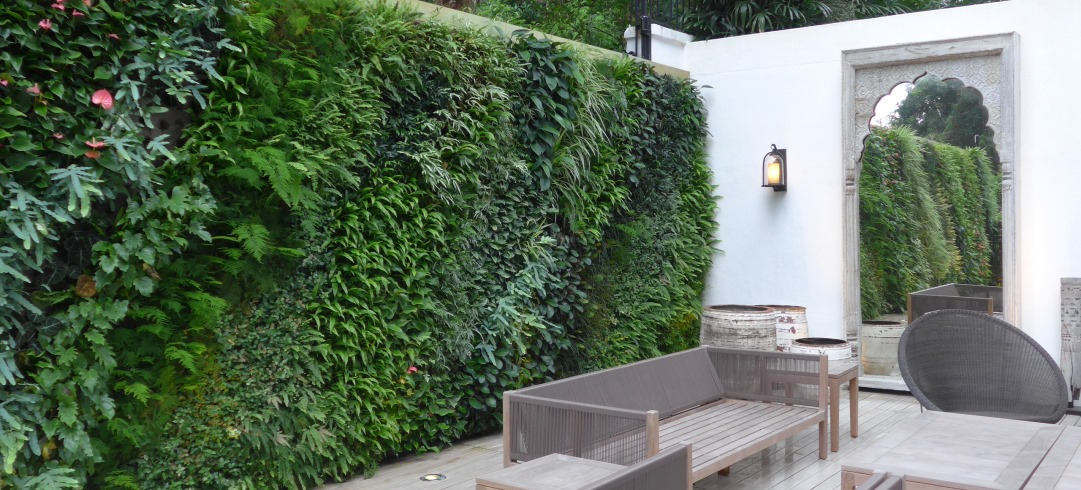 Products for living walls
