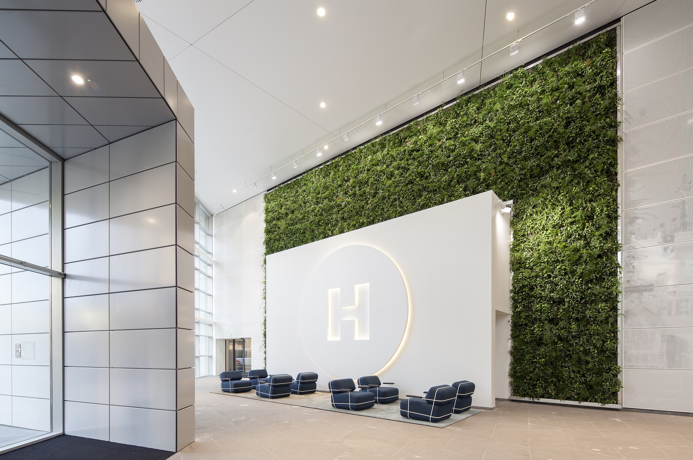 A green workplace = a productive workplace.