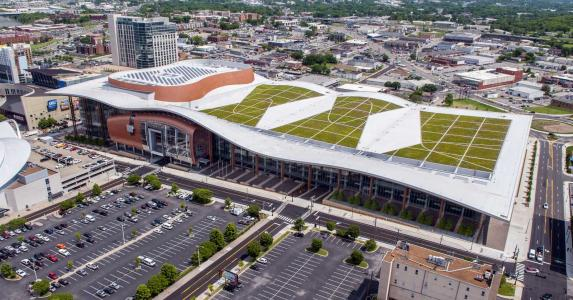Green roof for civil engineers