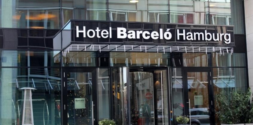 Hotel barcel sempergreen for Nl hotel hamburg