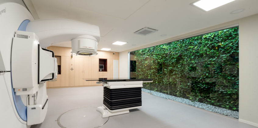 Radiotherapy center 1