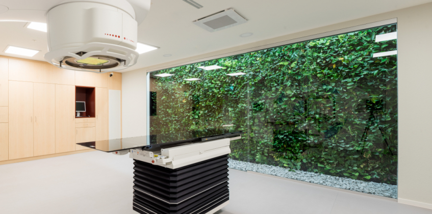 Radiotherapy center 6